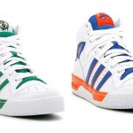 Adidas — Metro Attitude [NBA/Кеды] [New York Knicks/Boston Celtics]