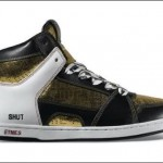 Etnies и Shut Skateboards Rap Hi