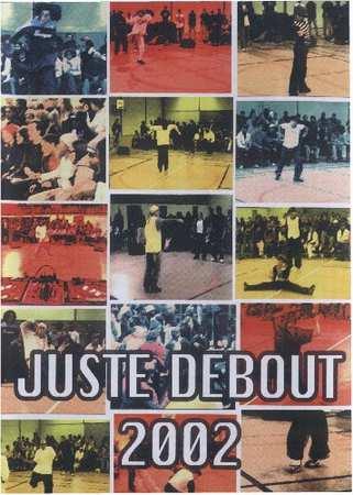 Juste Debout 2002