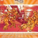 Скачать танцевальный фестиваль — Battle Of The Year 2008 — BOTY 2008