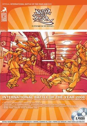 Battle Of The Year 2008 - BOTY 2008