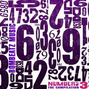 Evan Gamble Lewis_Lazrtag - Numbers 3 (2009)