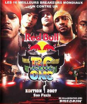Red Bull BC One 2006 music