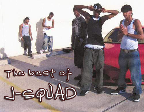 THE BEST OF J-SQUAD