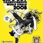 Скачать видео фестиваля — UK B-Boy Championships 2008 (2009)