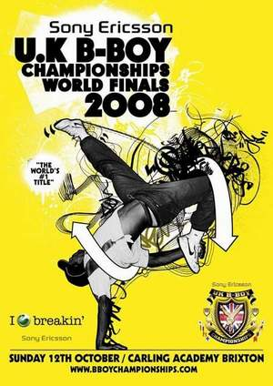 UK B-Boy Championships 2008