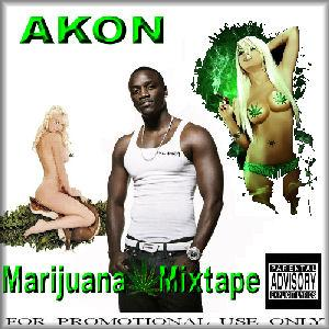 Akon - Marijuana Mixtape-2009