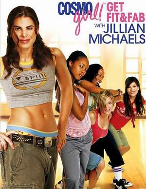 Cosmo Girl! Get Fit & Fab with Jillian Michaels (Hip Hop dance workout)
