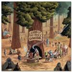 Скачать новый альбом — Infected Mushroom — Legend Of The Black Shawarma (2009)