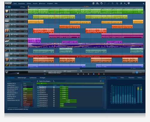 музыкальный редактор скачать бесплатно русская версия