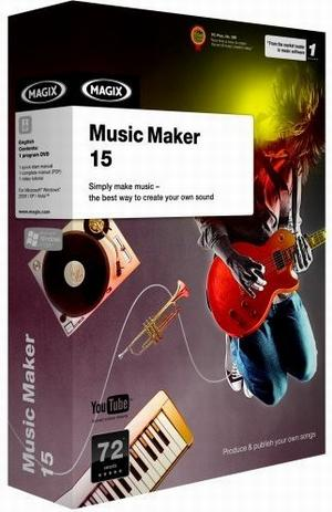 Music Maker 15 Premium Edition