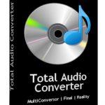 Скачать универсальный аудио конвертер | Total Audio Converter 5.2 rus