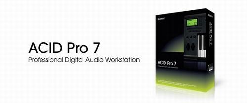 download Sony ACID Pro 7.0b