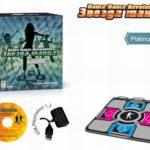 Продажа танцевальных ковриков «Звезда танца» — DDR Platinum