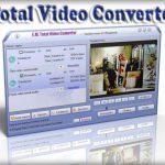 Скачать универсальный видео конвертер — Total Video Converter 9 Rus