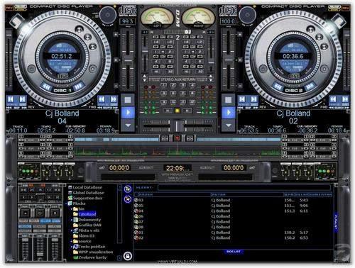 Atomix Virtual DJ Pro 6.0.2 pic2