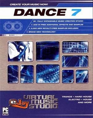 Dance ejay 7 скачать торрент для windows 7