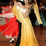 Приглашение на соревнование по бально-спортивным танцам (г. Запорожье)