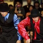 Пошаговое видео обучение танцевальному стилю поппинг (popping tutorial) от Драконов