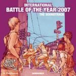 Качайте музыку из Battle Of The Year (OST BOTY) 2007