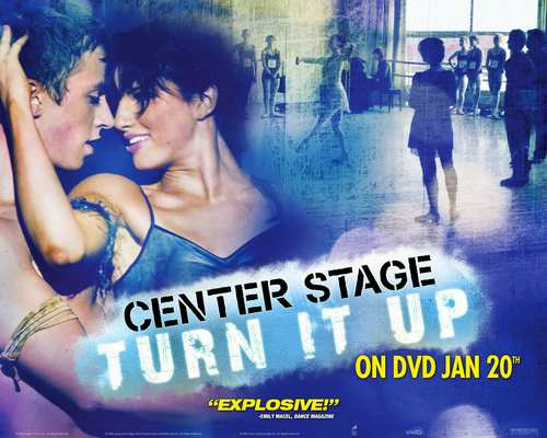 Center StageTurn It Up