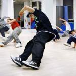 On-line обучающее видео по футворку (footwork) от Волнореза