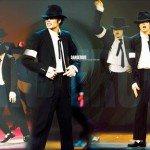 Обучающее видео по хореографии на песню Майкла Джексона – Dangerous