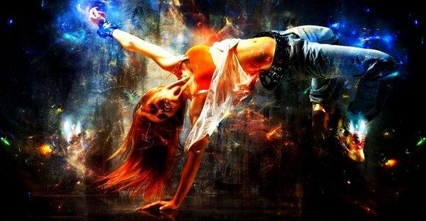 Музыка для хип-хопа и музыка для танцев