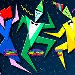 С Новым 2011 Годом Вас Любимые Танцоры!!!
