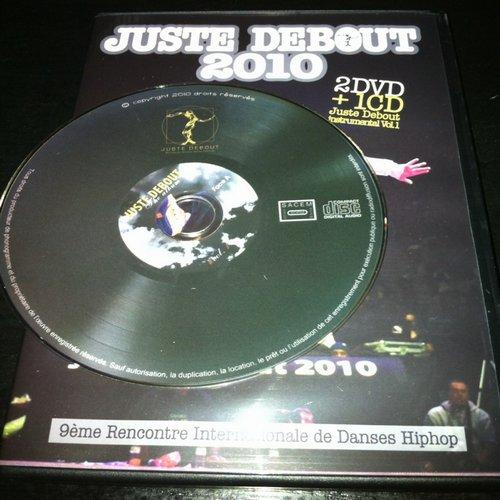 Juste Debout 2010 Instrumental (Vol.1) 2011