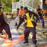 Смотрите и качайте обучающие видео по связкам хип-хопа (hip-hop dance routine)