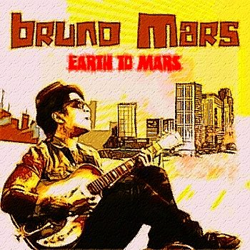 Bruno Mars – Earth To Mars (2011)