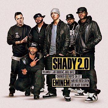 Eminem - Shady 2.0 (2011)