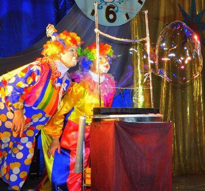 Заказ клоунов в Запорожье