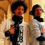 Обучающие видео по New style hip-hop от Les Twins