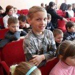 Поддержка детей из интерната Альянсом и Созвездием | Запорожье | 2011