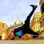 Обучающие видео по Break-dance от Lilou