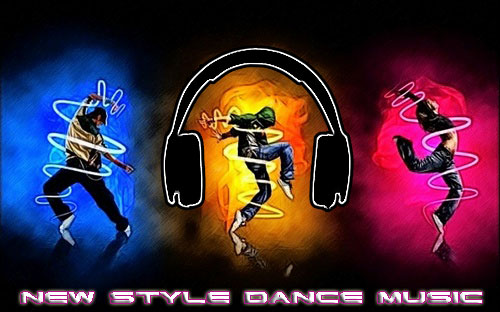 new style dance music
