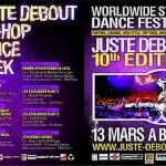 Танцевальный фестиваль | Juste Debout 2011