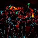 Современное танцевальное шоу от команды «iLuminate»