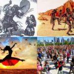 Какие Сверхцели ставят перед собой танцы на планете Земля?