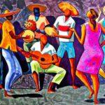 Качайте архивы музыки для латиноамериканского танца Самба
