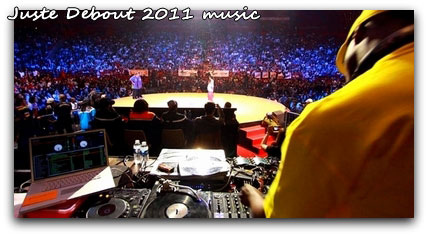 hip-hop music from juste debout