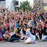 Танцевальный центр «Альянс» объявляет набор в танцевальные группы | Запорожье | 2012