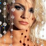 Загоруйченко Юлия   Известная танцовщица латиноамериканских бальных танцев