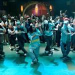 Танцоры, обязательно научитесь делать Dime Stop (обучающие видео)