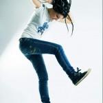 DnB-step-girl