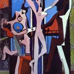 PabloPicasso-Three-Dancers-1925