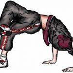Обучение брейк-данс (брейк, break-dance) в Запорожье