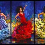 triptych_spanish_dancers